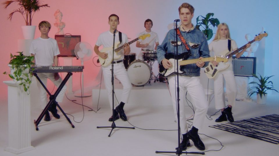 Preview image for a video called Car directed by Daniel Brereton for Porches