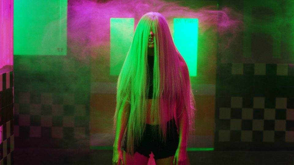 Preview image for a video called Dye My Hair directed by Youth Hymns for Alma