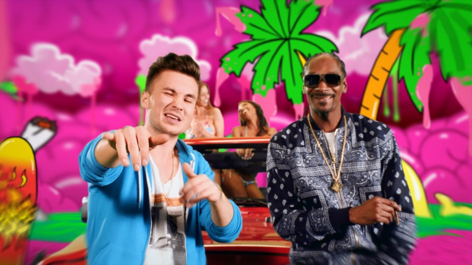 Preview image for a video called California Dreaming directed by Youth Hymns for Arman Cekin ft. Paul Rey and Snoop Dogg