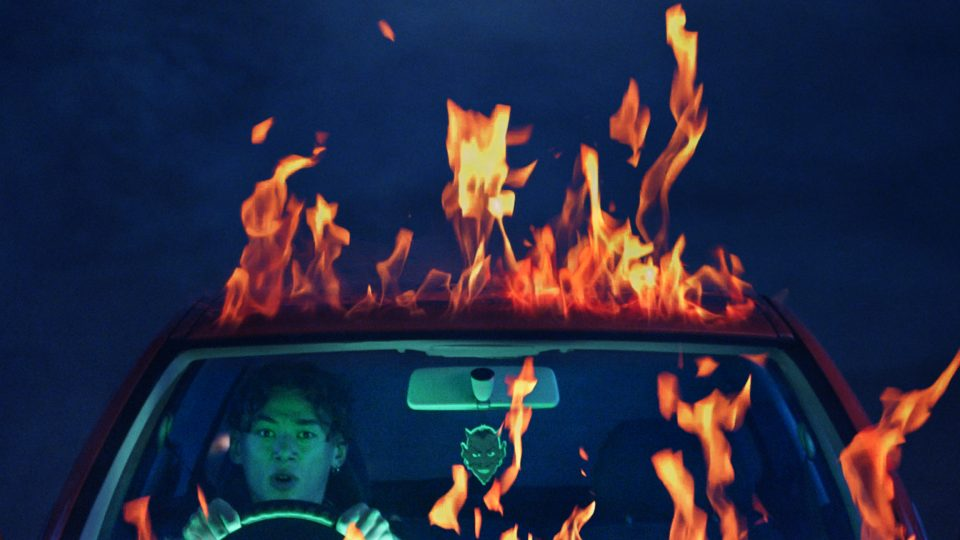 Preview image for a video called Prats out of Hell directed by Youth Hymns for THINK!