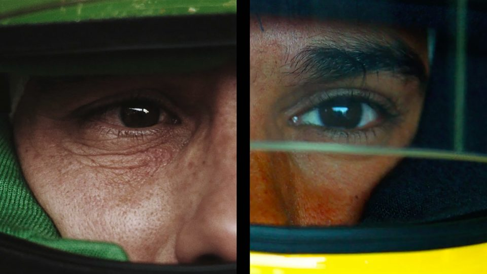 Preview image for a video called The Man Driven To Win directed by Chris Kirtley for Sky Sports