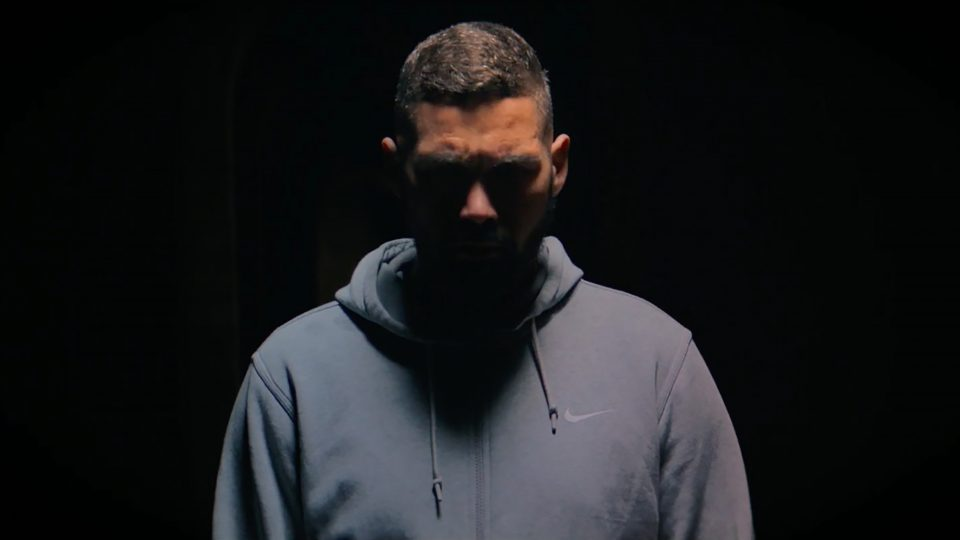 Preview image for a video called Through The Dark – Usyk v Bellew directed by Chris Kirtley for Sky Sports